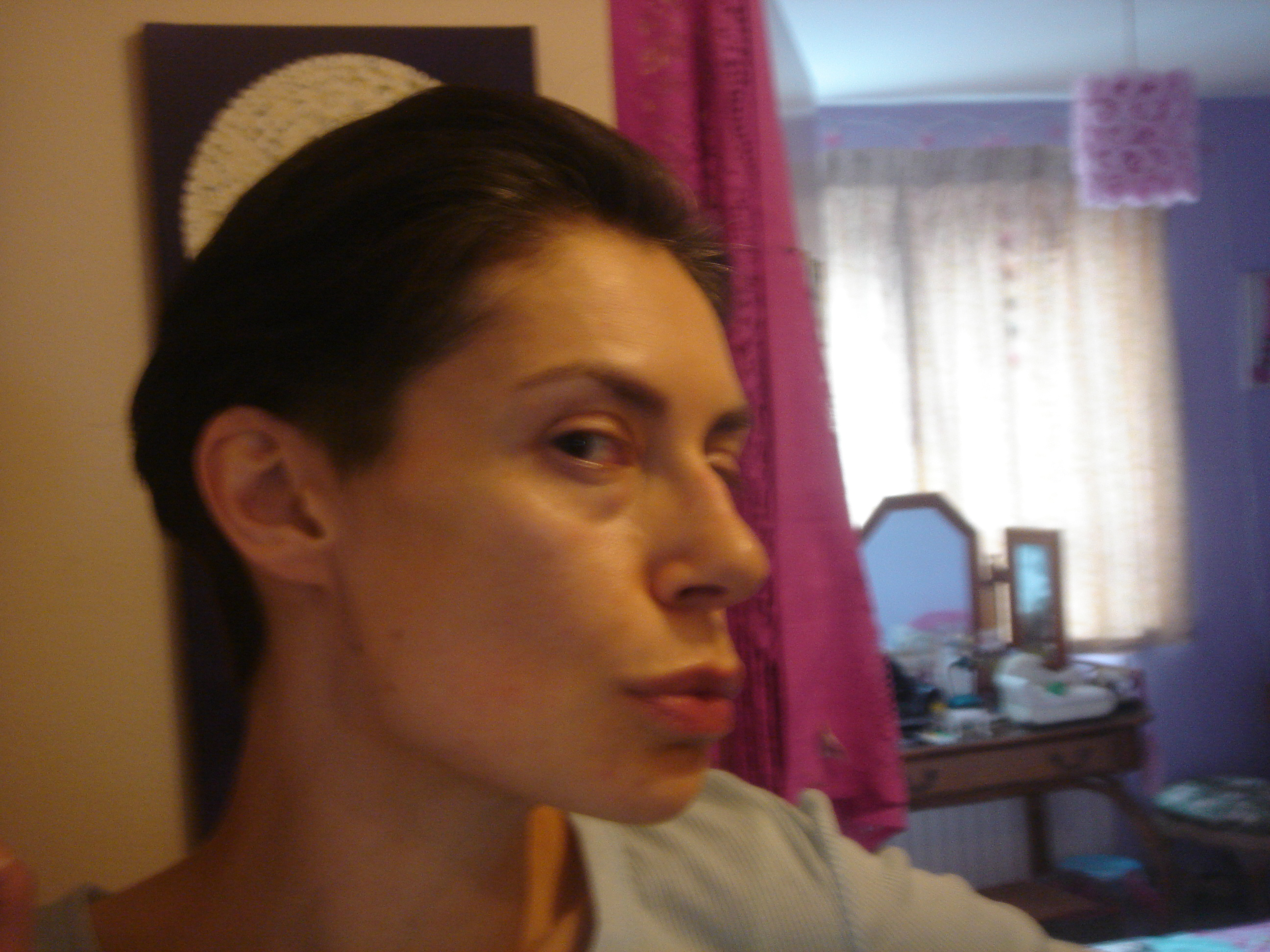 Catherine Vilkova again preparing to become a mother 03/15/2016 54